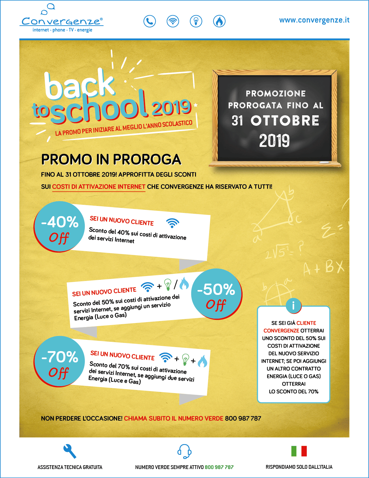 Popup back to school ottobre