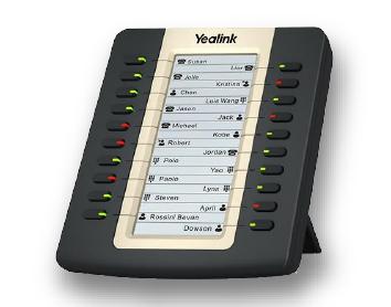 Telefono VoIP Tastiera esterna EXP20