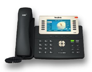Telefono VoIP Yealink T29G