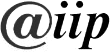 Logo Aiip grigio