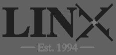 Logo LINX grigio