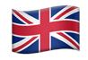 Icona lingua inglese