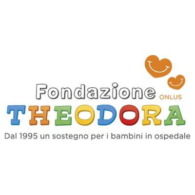 Logo 400x400 fondazione theodora onlus