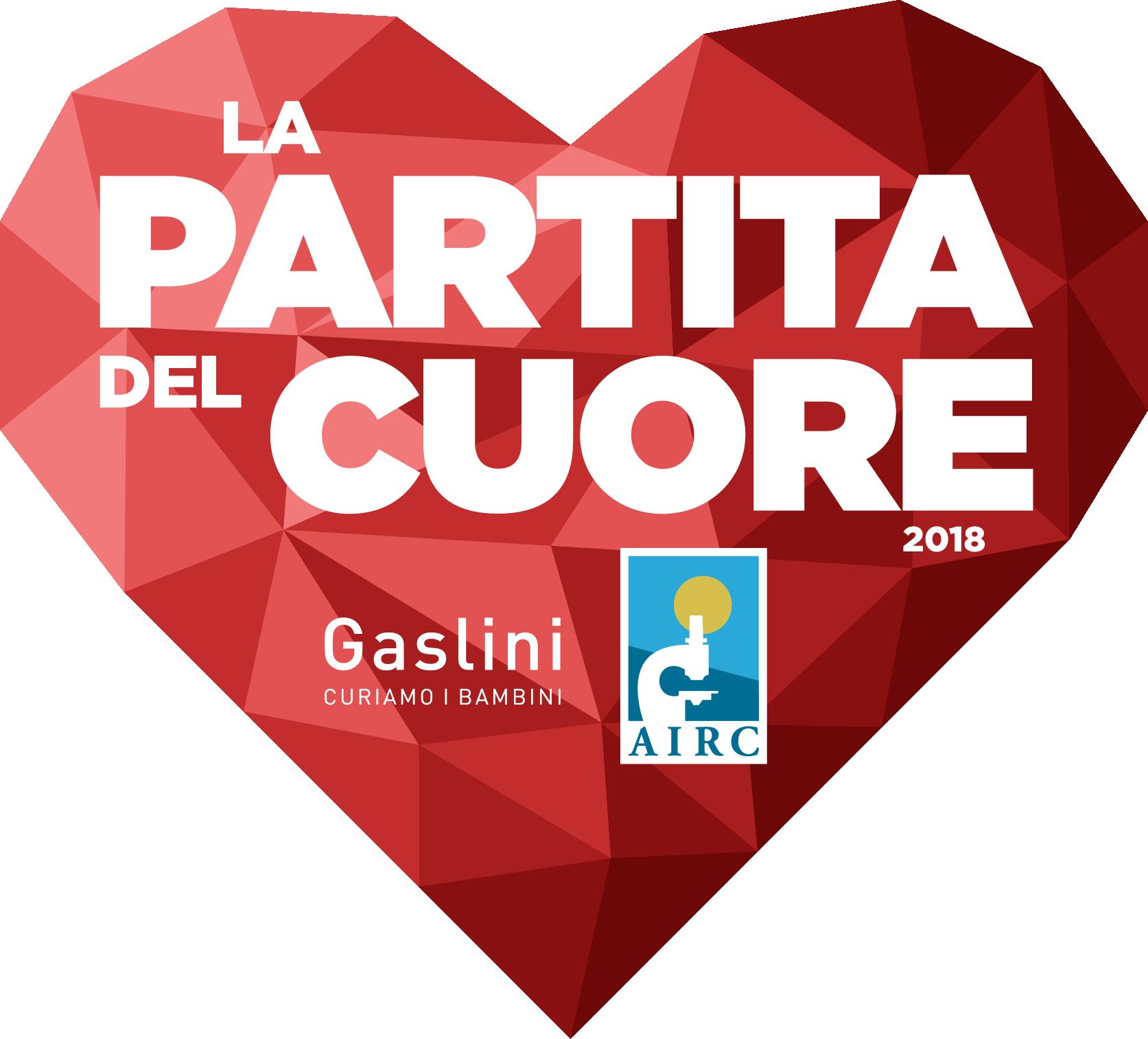 Logo partita del cuore